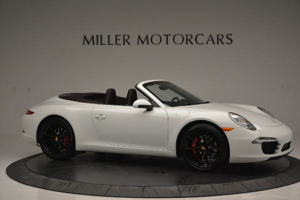 Used 2015 Porsche 911 Carrera S for sale Sold at Alfa Romeo of Westport in Westport CT 06880 10