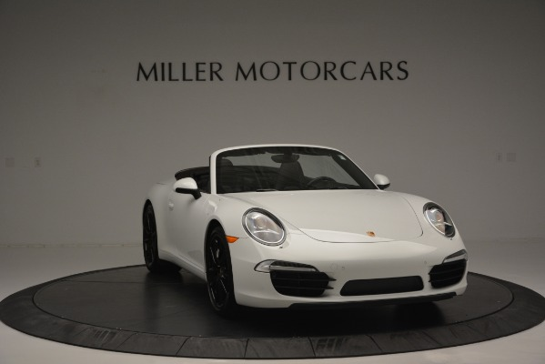 Used 2015 Porsche 911 Carrera S for sale Sold at Alfa Romeo of Westport in Westport CT 06880 12