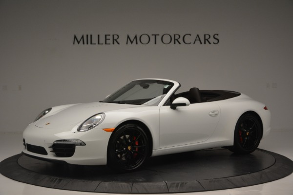 Used 2015 Porsche 911 Carrera S for sale Sold at Alfa Romeo of Westport in Westport CT 06880 2
