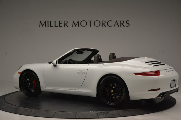 Used 2015 Porsche 911 Carrera S for sale Sold at Alfa Romeo of Westport in Westport CT 06880 4