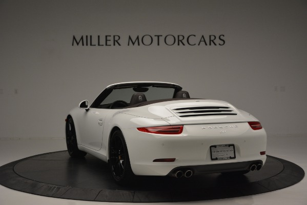 Used 2015 Porsche 911 Carrera S for sale Sold at Alfa Romeo of Westport in Westport CT 06880 5