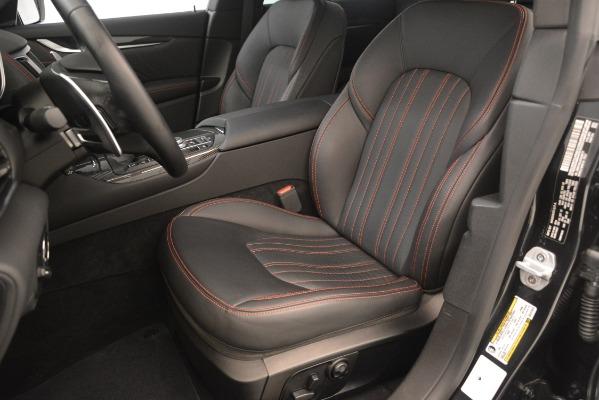 New 2019 Maserati Levante Q4 GranLusso for sale Sold at Alfa Romeo of Westport in Westport CT 06880 15