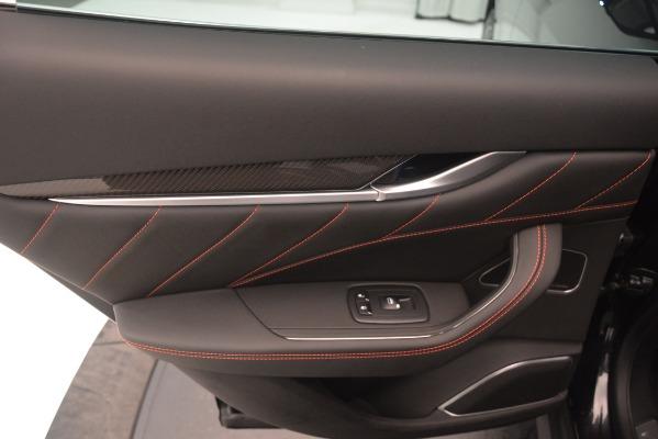New 2019 Maserati Levante Q4 GranLusso for sale Sold at Alfa Romeo of Westport in Westport CT 06880 21