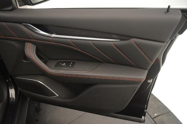 New 2019 Maserati Levante Q4 GranLusso for sale Sold at Alfa Romeo of Westport in Westport CT 06880 25