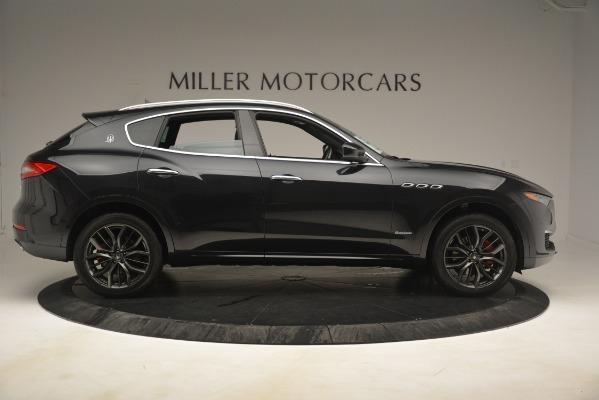 New 2019 Maserati Levante Q4 GranLusso for sale Sold at Alfa Romeo of Westport in Westport CT 06880 9