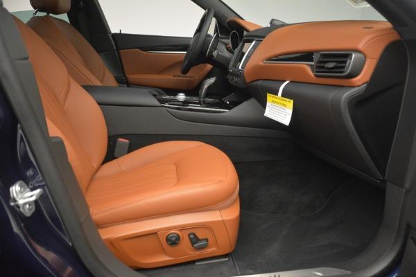New 2019 Maserati Levante Q4 for sale Sold at Alfa Romeo of Westport in Westport CT 06880 23