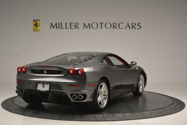 Used 2008 Ferrari F430 for sale Sold at Alfa Romeo of Westport in Westport CT 06880 7