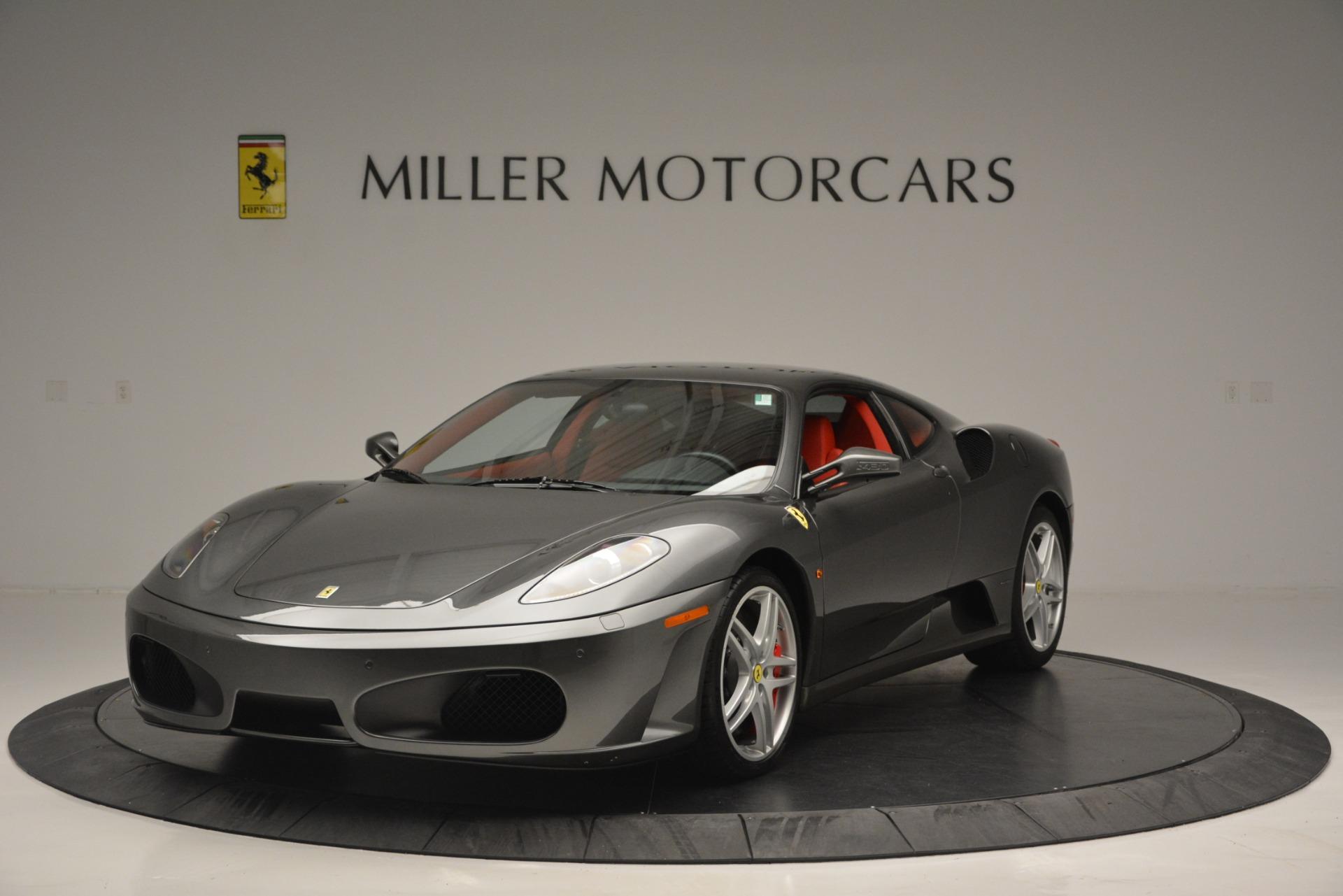 Used 2008 Ferrari F430 for sale Sold at Alfa Romeo of Westport in Westport CT 06880 1