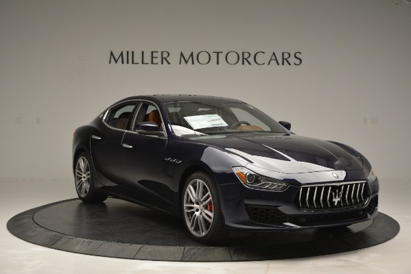 Used 2019 Maserati Ghibli S Q4 for sale Sold at Alfa Romeo of Westport in Westport CT 06880 11