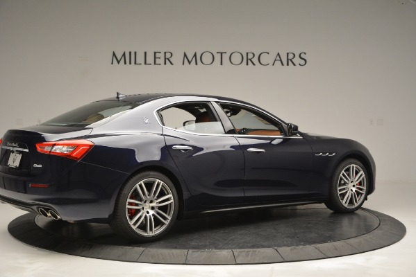 Used 2019 Maserati Ghibli S Q4 for sale Sold at Alfa Romeo of Westport in Westport CT 06880 8