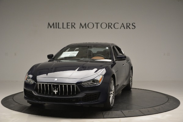 Used 2019 Maserati Ghibli S Q4 for sale Sold at Alfa Romeo of Westport in Westport CT 06880 1