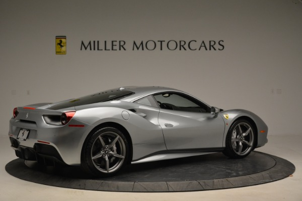 Used 2018 Ferrari 488 GTB for sale Sold at Alfa Romeo of Westport in Westport CT 06880 8