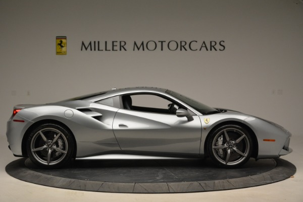 Used 2018 Ferrari 488 GTB for sale Sold at Alfa Romeo of Westport in Westport CT 06880 9