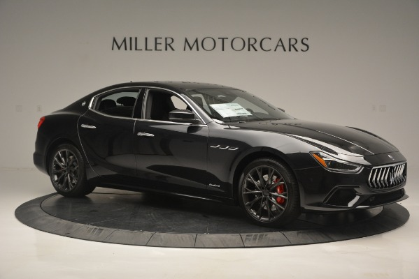New 2019 Maserati Ghibli S Q4 GranSport for sale Sold at Alfa Romeo of Westport in Westport CT 06880 10