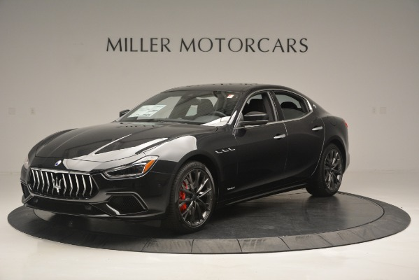 New 2019 Maserati Ghibli S Q4 GranSport for sale Sold at Alfa Romeo of Westport in Westport CT 06880 2