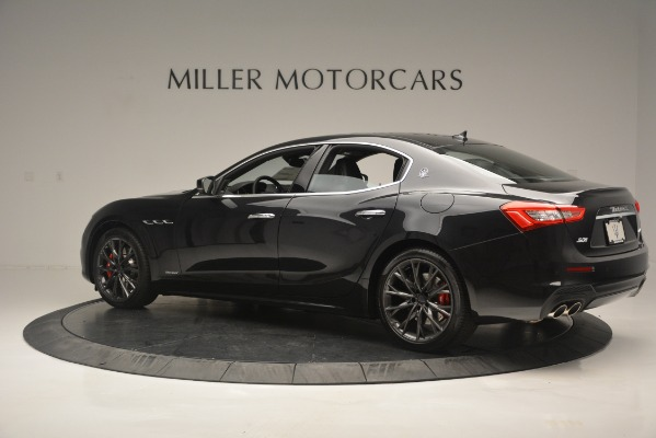 New 2019 Maserati Ghibli S Q4 GranSport for sale Sold at Alfa Romeo of Westport in Westport CT 06880 4