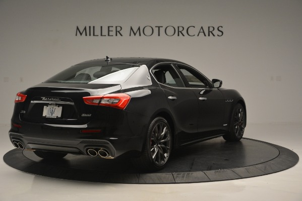 New 2019 Maserati Ghibli S Q4 GranSport for sale Sold at Alfa Romeo of Westport in Westport CT 06880 7