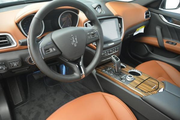 New 2019 Maserati Ghibli S Q4 GranLusso for sale Sold at Alfa Romeo of Westport in Westport CT 06880 13