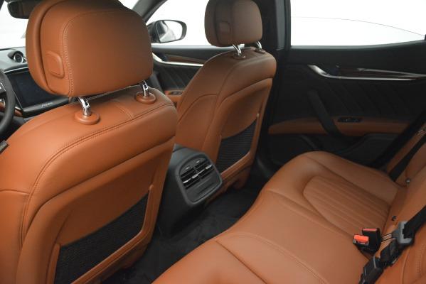 New 2019 Maserati Ghibli S Q4 GranLusso for sale Sold at Alfa Romeo of Westport in Westport CT 06880 17