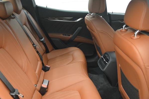New 2019 Maserati Ghibli S Q4 GranLusso for sale Sold at Alfa Romeo of Westport in Westport CT 06880 24