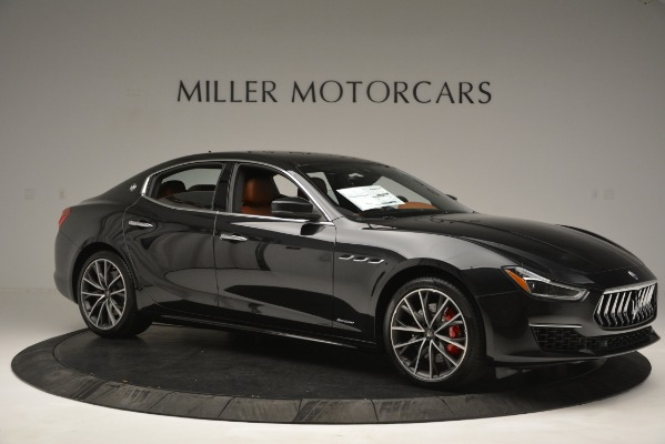 New 2019 Maserati Ghibli S Q4 GranLusso for sale Sold at Alfa Romeo of Westport in Westport CT 06880 10