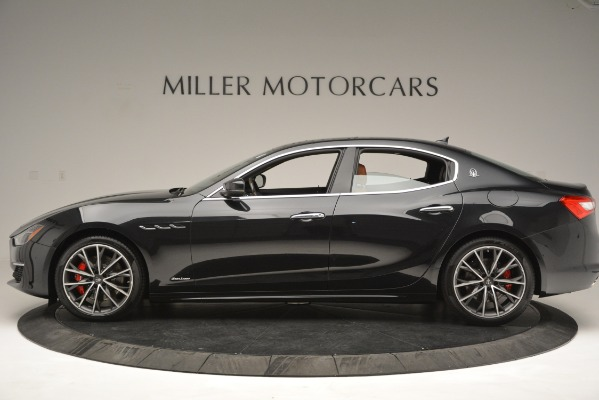 New 2019 Maserati Ghibli S Q4 GranLusso for sale Sold at Alfa Romeo of Westport in Westport CT 06880 3