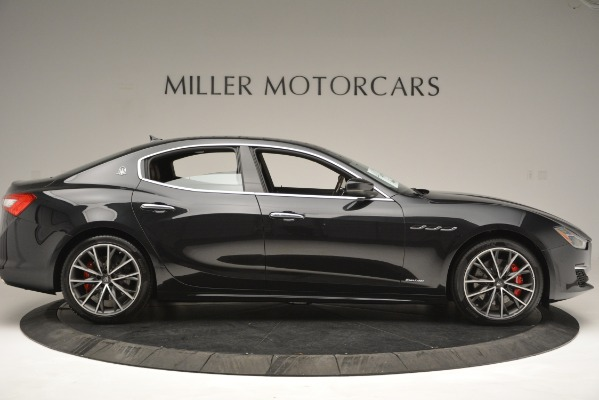 New 2019 Maserati Ghibli S Q4 GranLusso for sale Sold at Alfa Romeo of Westport in Westport CT 06880 9