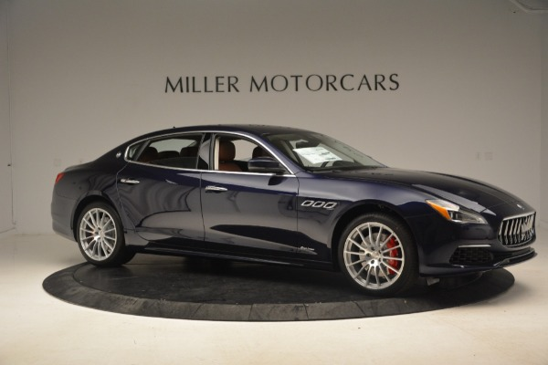 New 2019 Maserati Quattroporte S Q4 GranSport for sale $125,765 at Alfa Romeo of Westport in Westport CT 06880 10