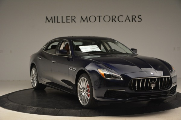 New 2019 Maserati Quattroporte S Q4 GranSport for sale $125,765 at Alfa Romeo of Westport in Westport CT 06880 11