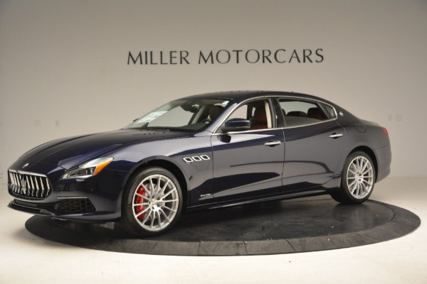 New 2019 Maserati Quattroporte S Q4 GranSport for sale $125,765 at Alfa Romeo of Westport in Westport CT 06880 2