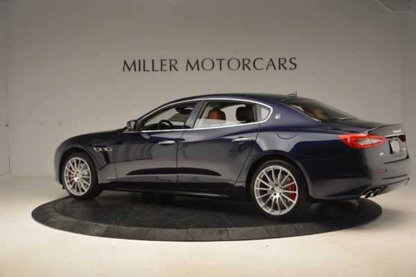 New 2019 Maserati Quattroporte S Q4 GranSport for sale $125,765 at Alfa Romeo of Westport in Westport CT 06880 4