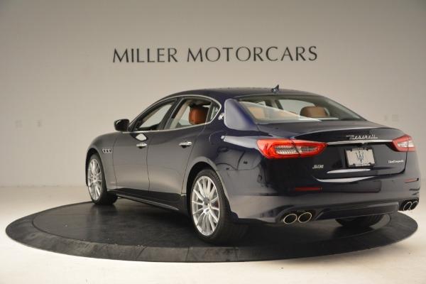 New 2019 Maserati Quattroporte S Q4 GranSport for sale $125,765 at Alfa Romeo of Westport in Westport CT 06880 5