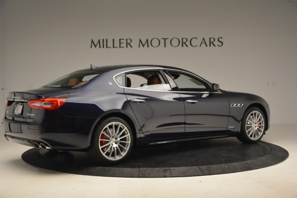 New 2019 Maserati Quattroporte S Q4 GranSport for sale $125,765 at Alfa Romeo of Westport in Westport CT 06880 8