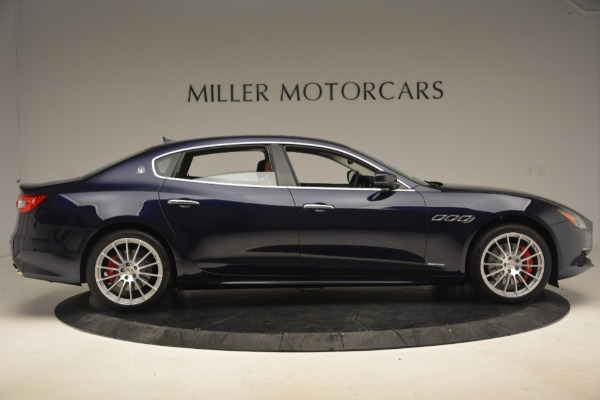 New 2019 Maserati Quattroporte S Q4 GranSport for sale $125,765 at Alfa Romeo of Westport in Westport CT 06880 9