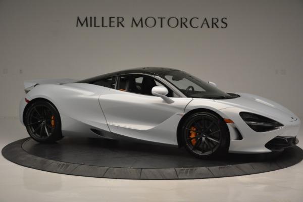 New 2019 McLaren 720S Coupe for sale $344,340 at Alfa Romeo of Westport in Westport CT 06880 10