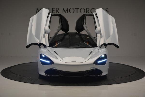 New 2019 McLaren 720S Coupe for sale $344,340 at Alfa Romeo of Westport in Westport CT 06880 13