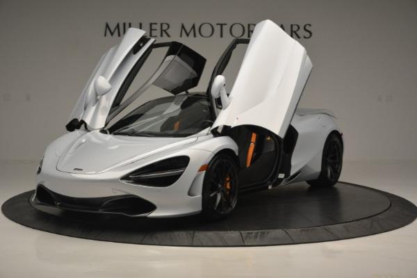 New 2019 McLaren 720S Coupe for sale $344,340 at Alfa Romeo of Westport in Westport CT 06880 15