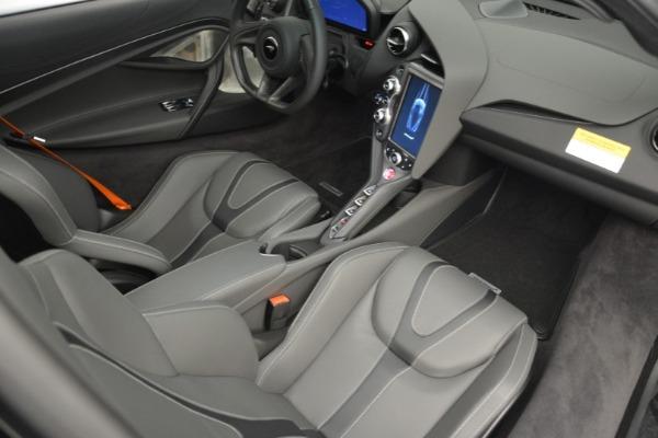 New 2019 McLaren 720S Coupe for sale $344,340 at Alfa Romeo of Westport in Westport CT 06880 21