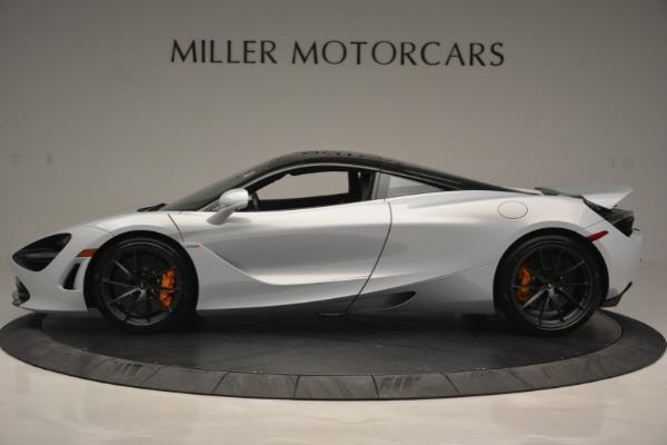 New 2019 McLaren 720S Coupe for sale $344,340 at Alfa Romeo of Westport in Westport CT 06880 3