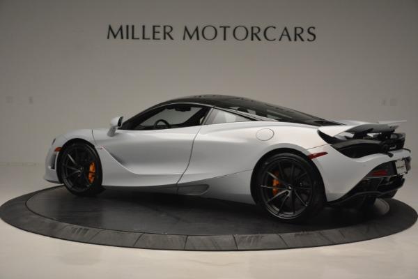 New 2019 McLaren 720S Coupe for sale $344,340 at Alfa Romeo of Westport in Westport CT 06880 4