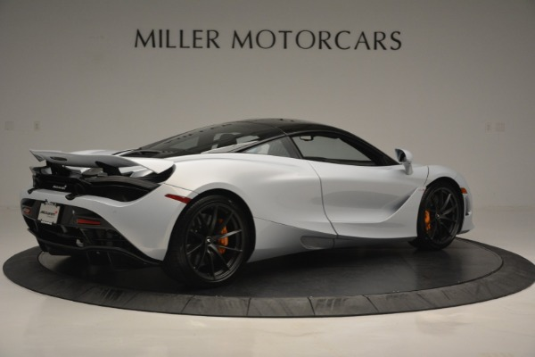 New 2019 McLaren 720S Coupe for sale $344,340 at Alfa Romeo of Westport in Westport CT 06880 8