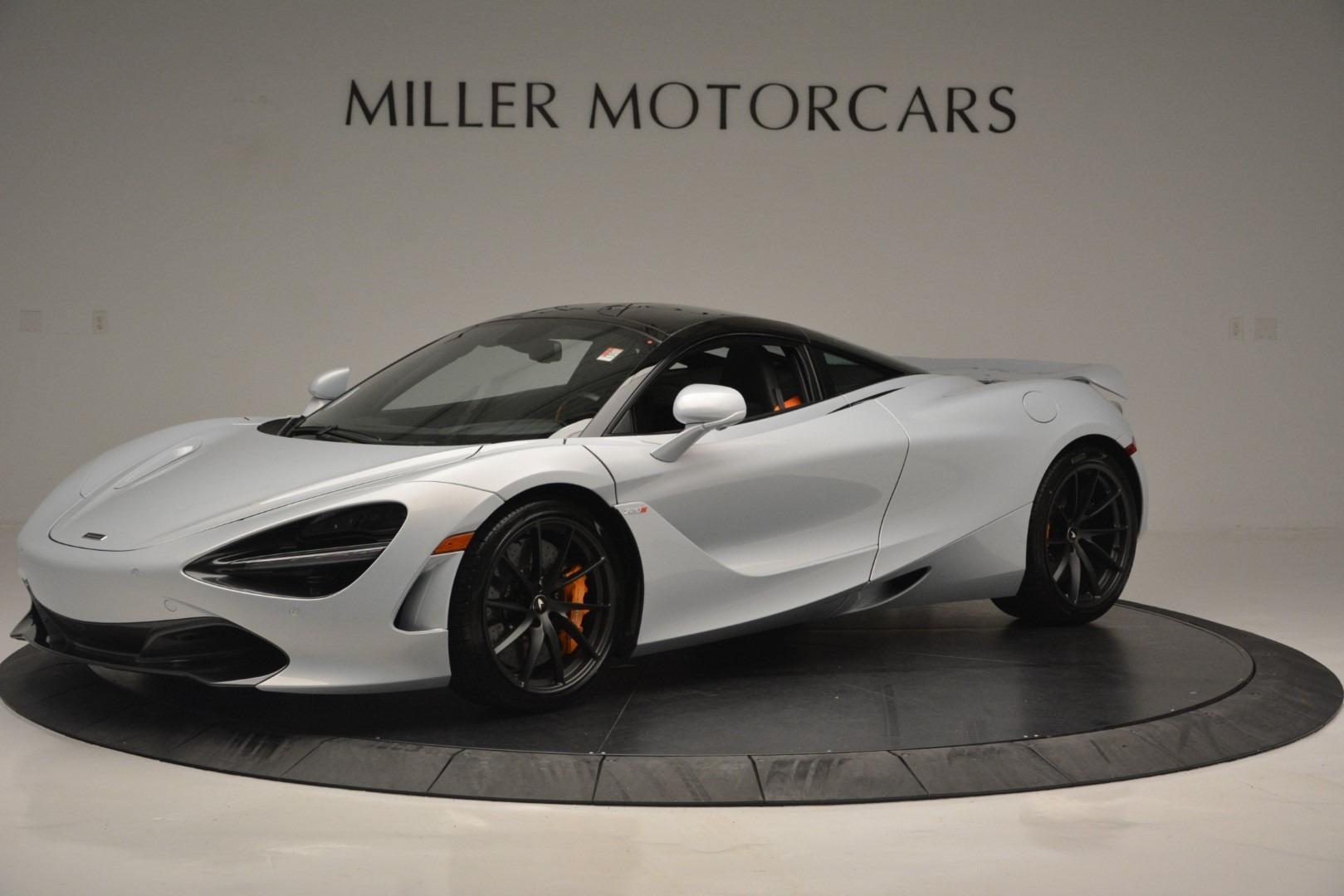 New 2019 McLaren 720S Coupe for sale $344,340 at Alfa Romeo of Westport in Westport CT 06880 1