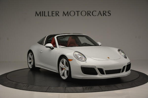 Used 2017 Porsche 911 Targa 4S for sale Sold at Alfa Romeo of Westport in Westport CT 06880 11