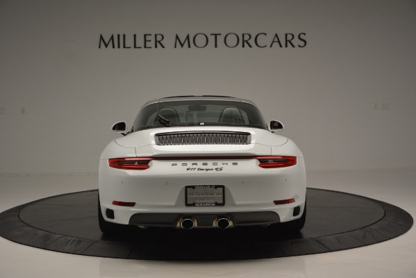 Used 2017 Porsche 911 Targa 4S for sale Sold at Alfa Romeo of Westport in Westport CT 06880 5