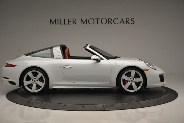 Used 2017 Porsche 911 Targa 4S for sale Sold at Alfa Romeo of Westport in Westport CT 06880 9