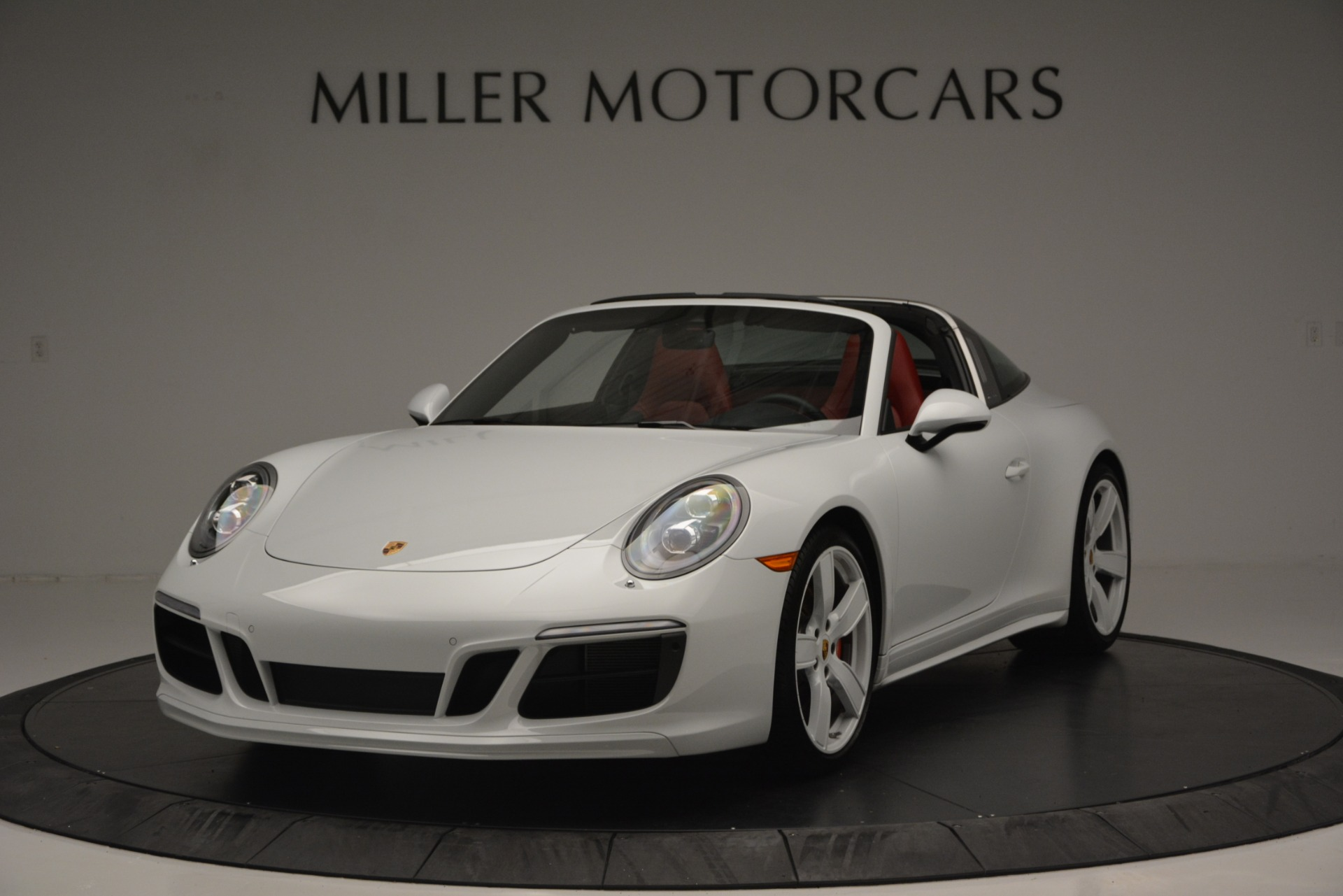 Used 2017 Porsche 911 Targa 4S for sale Sold at Alfa Romeo of Westport in Westport CT 06880 1