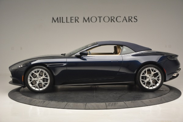 New 2019 Aston Martin DB11 Volante Volante for sale Sold at Alfa Romeo of Westport in Westport CT 06880 15