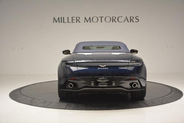 New 2019 Aston Martin DB11 Volante Volante for sale Sold at Alfa Romeo of Westport in Westport CT 06880 18