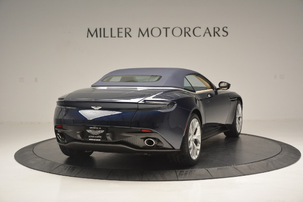 New 2019 Aston Martin DB11 Volante Volante for sale Sold at Alfa Romeo of Westport in Westport CT 06880 19