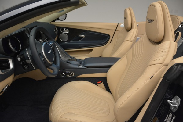 New 2019 Aston Martin DB11 Volante Volante for sale Sold at Alfa Romeo of Westport in Westport CT 06880 24